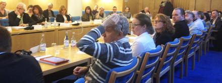 vårdsverige på hearing på Socialdepartementet