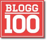 logotyp för Blogg 100