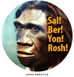 rekonstruerat utseende av homo erectus