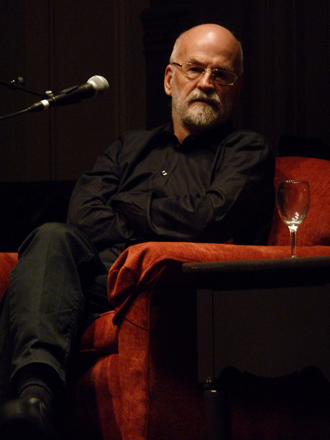 terry pratchett by lilbenne on flickr