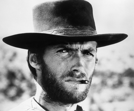 clint eastwood stirrar grymt