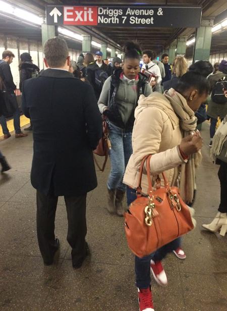 New Yorks metro