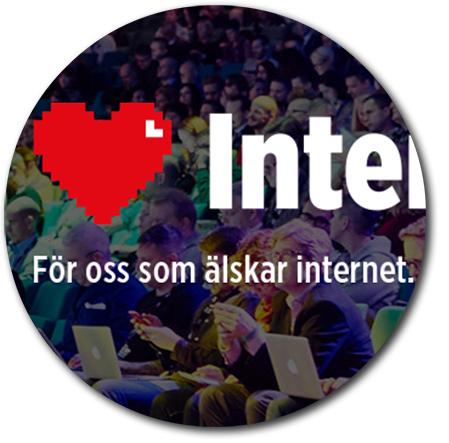 internetdagarnas logotyp, ett kantigt lågupplöst hjärta
