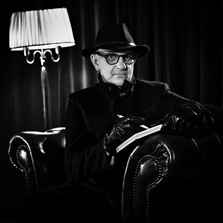 Jonas, porträtterad av Björn Falkevik
