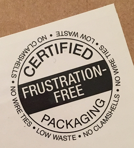 märke frustration-free packaging